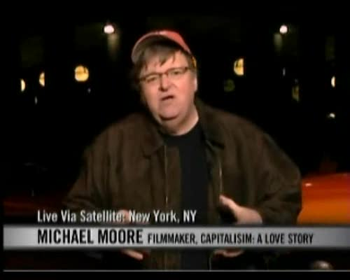 Michael Moore: 250,000 Killed in Haiti Because It's an Unregulated 'Republican's Paradise'