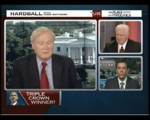 Chris Matthews Compares Conservative Candidates in Midterms to Suicide Bombers